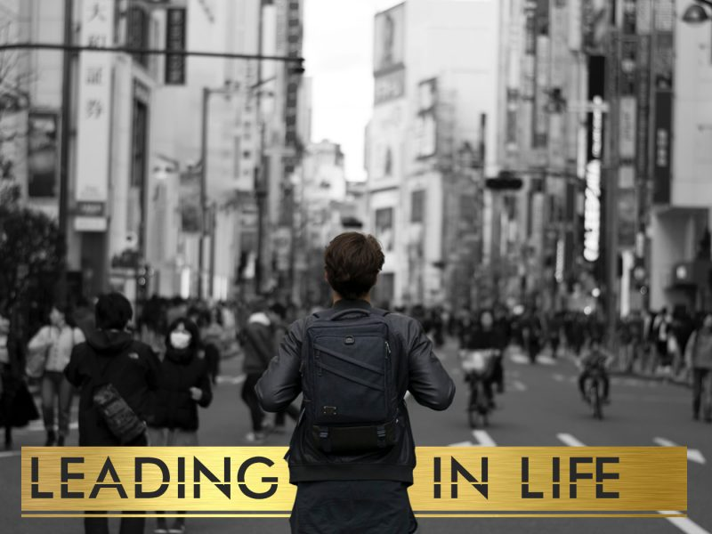 March Series - Leading in Life