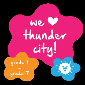 View Kids Thunder City